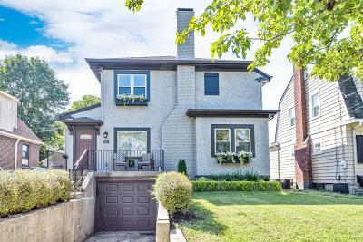 Cincinnati Single Family Home For Sale: 3309 Lookout Drive
