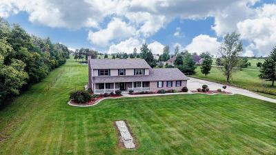 Butler County Single Family Home For Sale: 3277 Somerville Jacksonburg Road