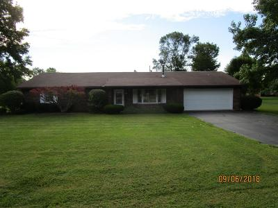 Tiffin Twp OH Single Family Home For Sale: $135,000