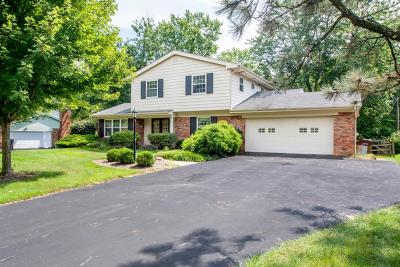 Montgomery Single Family Home For Sale: 7505 Fourwinds Drive