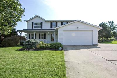 Fairfield Twp Single Family Home For Sale: 5840 Brooke Meadows Court