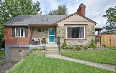 Cincinnati Single Family Home For Sale: 3524 Glen Edge Lane