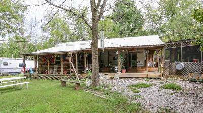 Preble County Single Family Home For Sale: 218 Buck Rub Cove