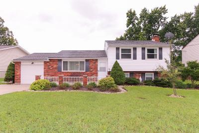 Harrison Single Family Home For Sale: 10839 West Road
