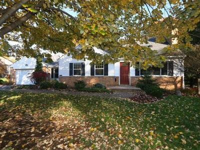 Montgomery Single Family Home For Sale: 9474 Zig Zag Road