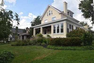 Cincinnati Single Family Home For Sale: 3128 Griest Avenue