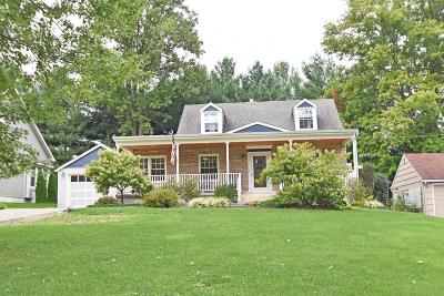 Single Family Home For Sale: 6383 Kenwood Road