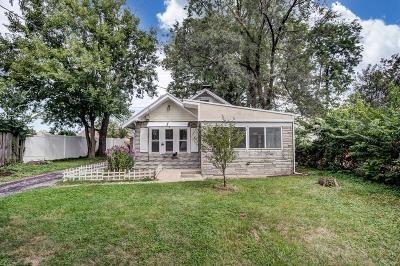 Cheviot Single Family Home For Sale: 3632 Puhlman Avenue