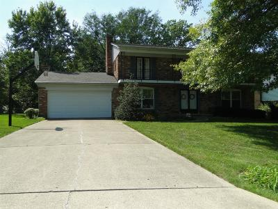 West Chester Single Family Home For Sale: 9241 Sunderland Way