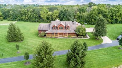 Warren County Single Family Home For Sale: 2387 Pekin Road