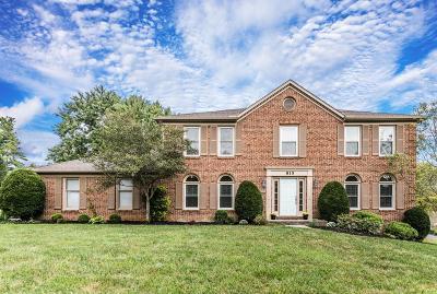 Hamilton County Single Family Home For Sale: 815 Eaglesknoll Court