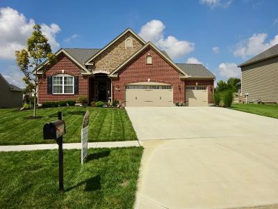 Warren County Single Family Home For Sale: 3116 Running Deer Trail