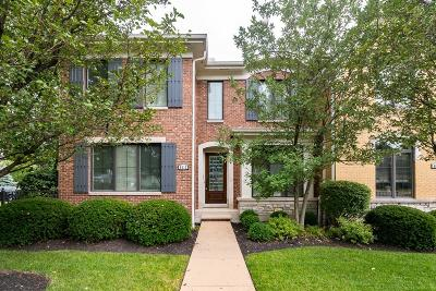 Blue Ash Condo/Townhouse For Sale: 9513 Park Manor