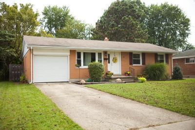 Hamilton Single Family Home For Sale: 60 Herman Avenue