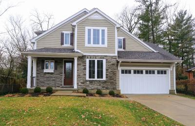 Single Family Home For Sale: 7111 Thomas Drive