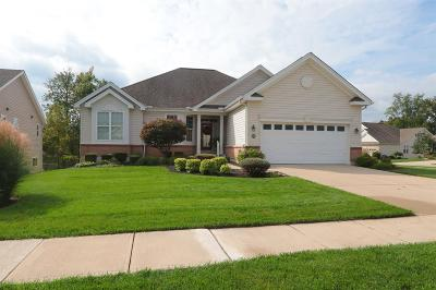 Hamilton Twp Single Family Home For Sale: 1629 Heritage Boulevard