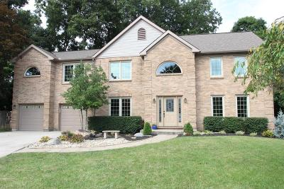 Deerfield Twp. Single Family Home For Sale: 9400 Country Trail