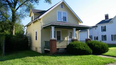 Oxford Single Family Home For Sale: 208 W Church Street