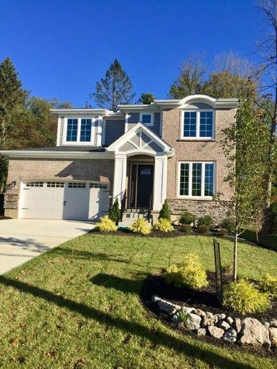 Single Family Home For Sale: 7446 Dawson Road