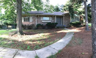 Montgomery Single Family Home For Sale: 7540 Pfeiffer Road