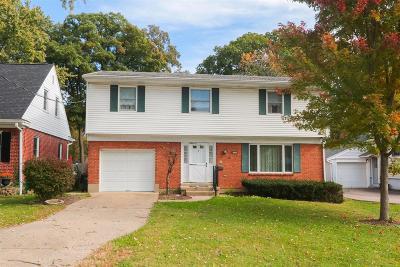 Single Family Home For Sale: 7512 Juler Avenue