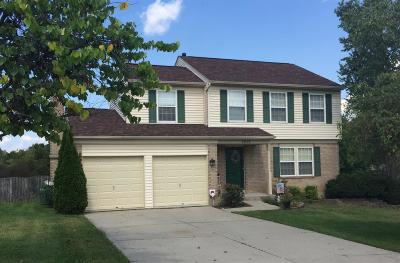 Colerain Twp Single Family Home For Sale: 2836 Cranbrook Drive