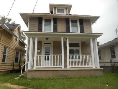 Hamilton Single Family Home For Sale: 681 Franklin Street