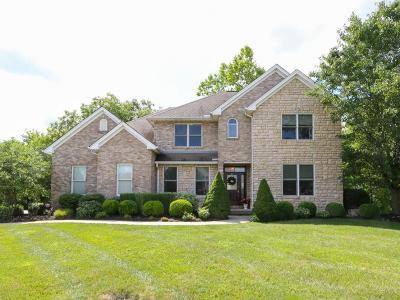 Mason Single Family Home For Sale: 6161 Bridgewater Court