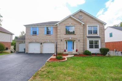 Hamilton County Single Family Home For Sale: 9999 Bentcreek Drive
