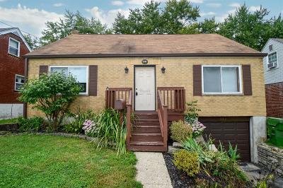 Delhi Twp Single Family Home For Sale: 323 Greenwell Avenue