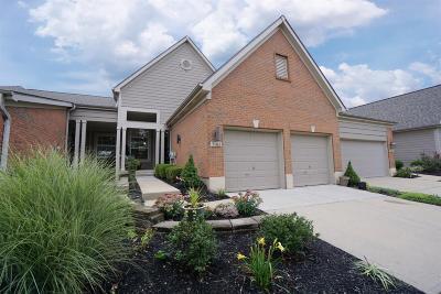 Butler County Condo/Townhouse For Sale: 7563 Blue Fox Run