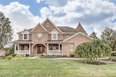 West Chester Single Family Home For Sale: 4200 Tylers Estates Drive
