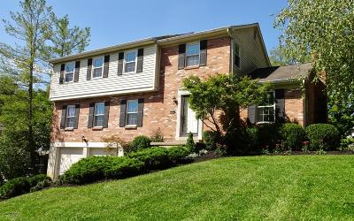 Madeira Single Family Home For Sale: 7229 Camargo Woods Drive