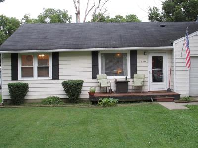 West Chester Single Family Home For Sale: 8102 Lawrence Road