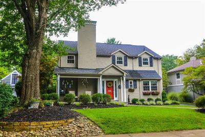 Hamilton County Single Family Home For Sale: 3607 Center Street