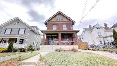 Norwood Single Family Home For Sale: 2226 Adams Avenue