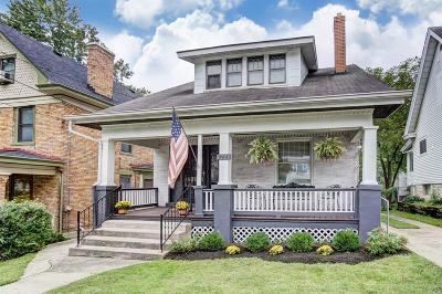 Cincinnati Single Family Home For Sale: 1286 Morten Street