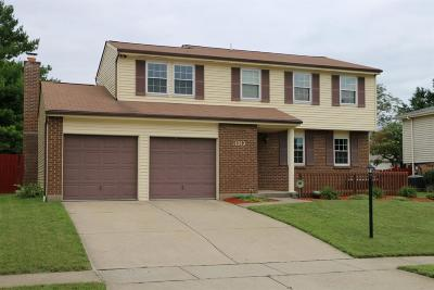 Harrison OH Single Family Home For Sale: $194,900