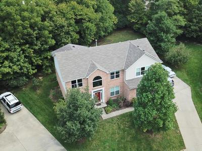 Liberty Twp Single Family Home For Sale: 6416 Hughes Ridge Lane