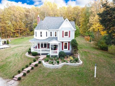 Brookville Single Family Home For Sale: 2179 Webb Road