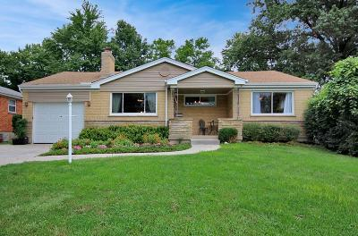 Colerain Twp Single Family Home For Sale: 3440 Blue Rock Road