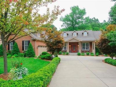 Warren County Single Family Home For Sale: 136 Overlook Drive