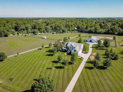 Warren County Single Family Home For Sale: 8278 Morgans Run Drive