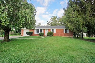 Deerfield Twp. Single Family Home For Sale: 9073 Esther Drive