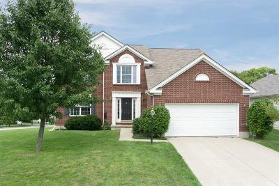 Liberty Twp Single Family Home For Sale: 7820 Paradise Cove
