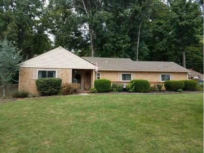 Colerain Twp Single Family Home For Sale: 7382 Littlefield Lane