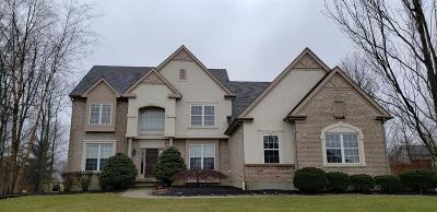 Mason Single Family Home For Sale: 5300 Sunset Ridge Drive