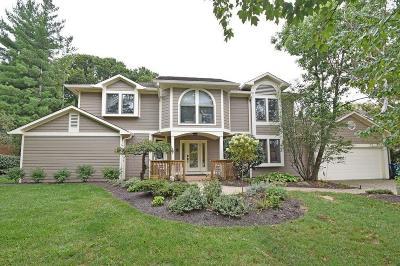 Hamilton County Single Family Home For Sale: 3667 Vineyard Ridge