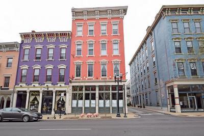 Cincinnati Condo/Townhouse For Sale: 1427 Main Street #6
