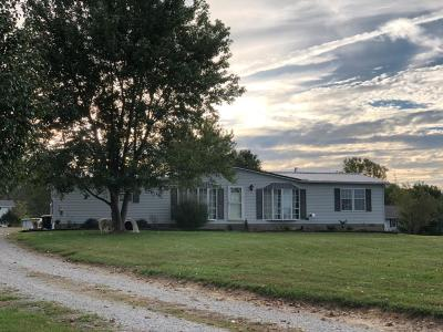 Highland County Single Family Home For Sale: 3413 St Rt 247